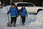 В помощь Искитимскому району прибыл «Снежный спецназ»