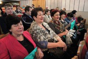 На собрании представителей трудовых коллективов Искитима всем пожелали оптимизма