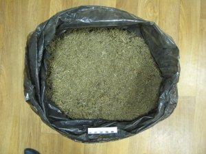Житель Искитимского района планировал выкурить 6 мешков марихуаны