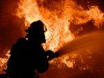 При ликвидации возгорания в селе Гусельниково был травмирован пожарный