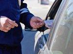 В Искитиме задержан мужчина с водительским удостоверением из интернета