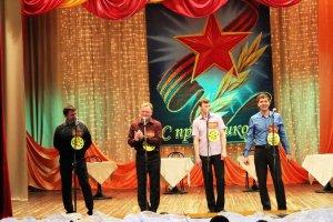 Состязания лучших мужчин города прошли в ДК «Октябрь»