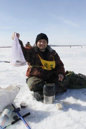 Под Искитимом пройдет турнир по зимней рыбалке