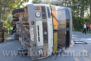 Каждое четвертое ДТП в области происходит по вине водителей пассажирского транспорта
