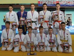 В Искитиме прошел традиционный «мартовский» турнир по дзюдо