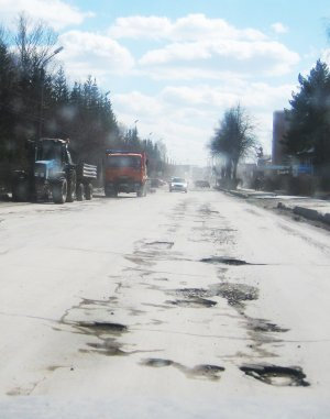 Путепровод в Искитиме закроют 16 мая