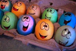 Яиц к Пасхе хватит всем!