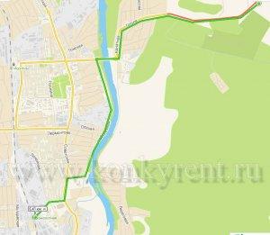 Восточный обход может пройти по улицам Искитима