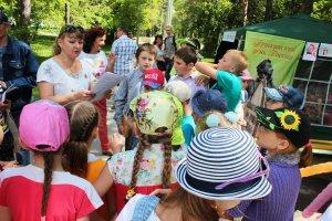 Праздник Пушкина на улице имени Пушкина