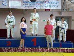 Искитимские спортсмены привезли медали Международного фестиваля дзюдо