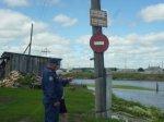 Троих искитимцев оштрафовали за прыжки в Бердь
