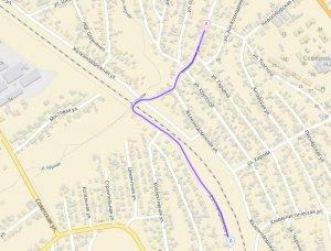 Администрация города не видит причин закрывать проезд по объездной дороге
