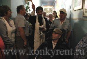 В рамках благотворительной акции Корабля-Церкви медики приняли более 2000 жителей сел Искитимского района