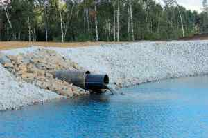 Будет чистой в реке вода