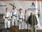 Искитимские дзюдоисты выступили на Всероссийском турнире