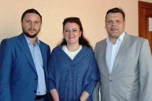 В Совет депутатов города Искитима прошли трое одноклассников