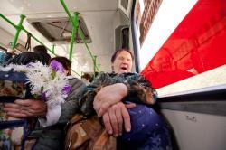 В Искитиме дачные автобусы завершают сезон