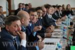 В Искитиме на пост председателя Совета депутатов заступил Юрий Мартынов