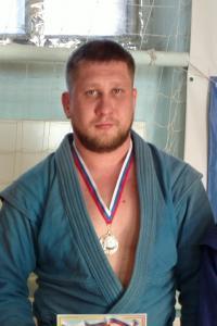 Спортсмен из Искитима стал бронзовым призером чемпионата области