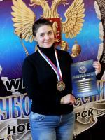 Искитимская спортсменка завоевала медаль Кубка России по пауэрлифтингу