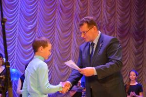 150 отличников удостоены стипендии главы Искитимского района