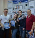 В Искитиме прошел новогодний турнир по шахматам