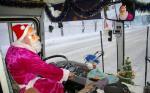 График движения автобусов в праздничные дни в Искитиме
