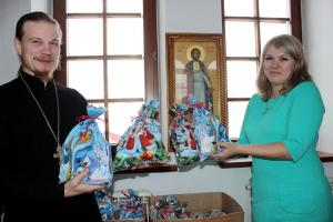 Сибирский Антрацит дарит детям праздник