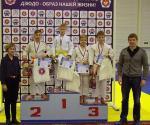 Искитимских спортсменов поздравил и наградил призер Олимпийских Игр