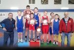 Искитимские борцы завоевали медали турнира