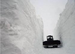 В Искитиме на вывоз снега с улиц частного сектора требуется больше денег, чем запланировано