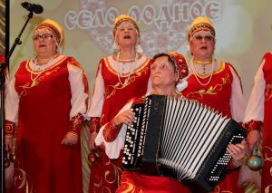Как долго будет петь село родное?