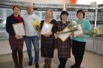 17 февраля на собрании представителей трудовых коллективов и общественности Искитимского района были награждены победители ежегодного конкурса журналистики