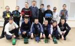 Школьники  Искитимского района- призеры соревнований по автомодельному спорту