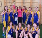 Искитимские баскетболистки стали призерами турнира Куриленко