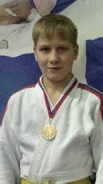 Юный дзюдоист из Искитима стал бронзовым призером Гран-При «Витязь»