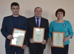 Награждены победители смотра – конкурса деятельности муниципальных образований Искитимского района