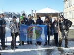 Туристы Искитимского района – в числе участников «Ледового марафона-2017»
