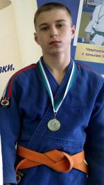 Искитимец завоевал бронзовую медаль регионального турнира