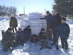 «Снежные приключения» туристов Искитимского района