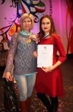 Крылья таланта Алины Люкшиной