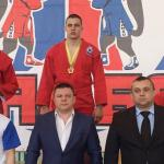 Спортсмен из Искитима Василий Таранов прошел отбор на Первенство России по боевому самбо