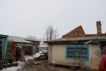 Штормовой ветер сорвал крышу с дома пенсионеров в Улыбино