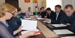 Заседание антитеррористической комиссии Искитимского района