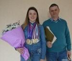 Лыжница из Искитимского района в числе лидеров в масштабе России