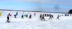Завершающие старты лыжников