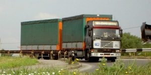 В Искитимском районе введено временное ограничение движения большегрузного транспорта