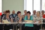 Встреча за «Круглым столом» главы Искитимского района  с активистами ветеранского движения