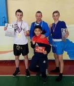 Искитимцы завоевали золото и серебро Кубка по панкратиону