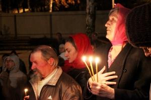 Православные встречают Пасху